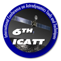 6th International Conference on Astrodynamics Tools and Techniques (ICATT)