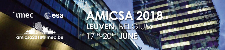 AMICSA 2018 (17-20 June 2018): The Design Against Radiation