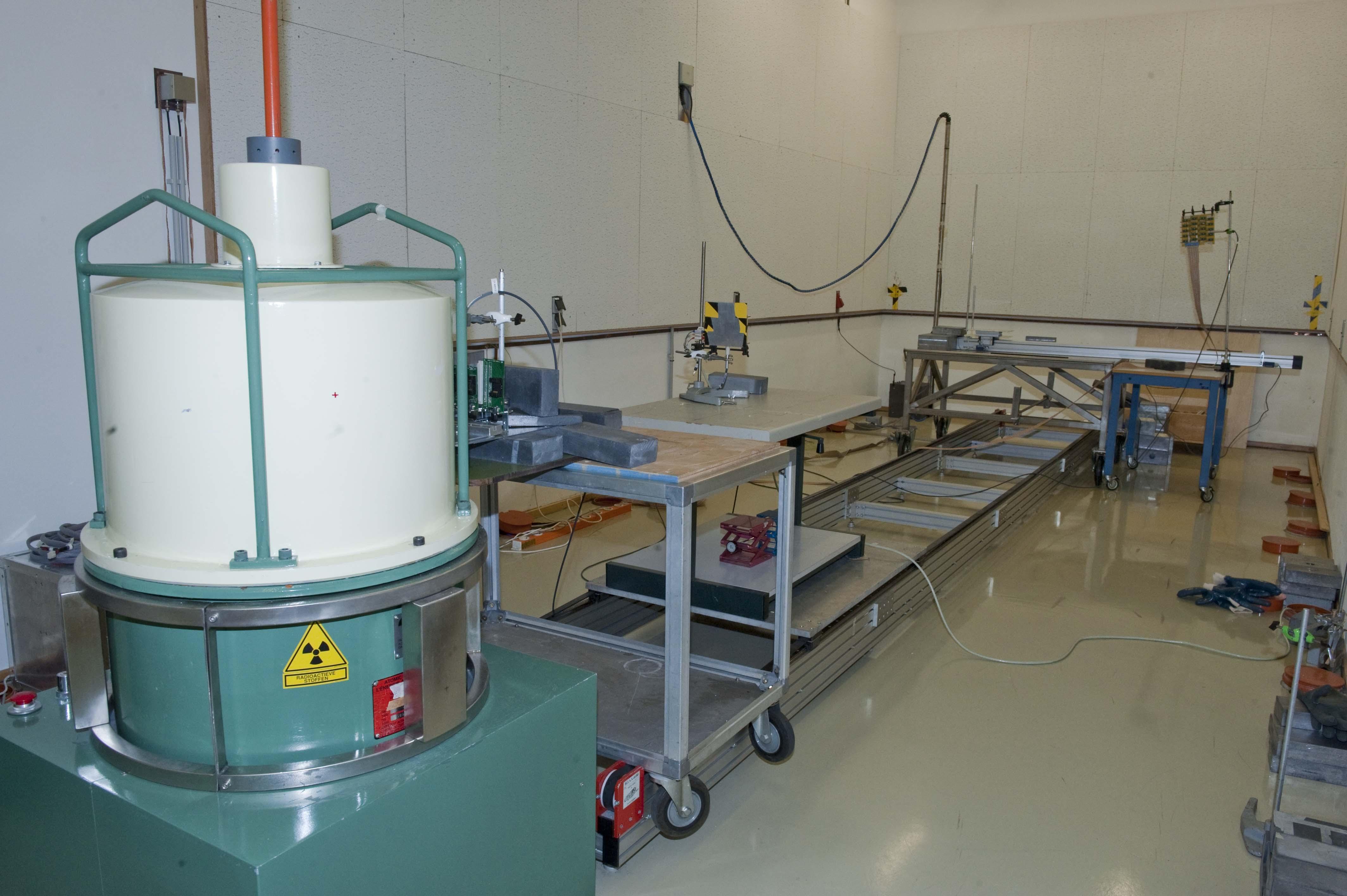 Co 60 test facility