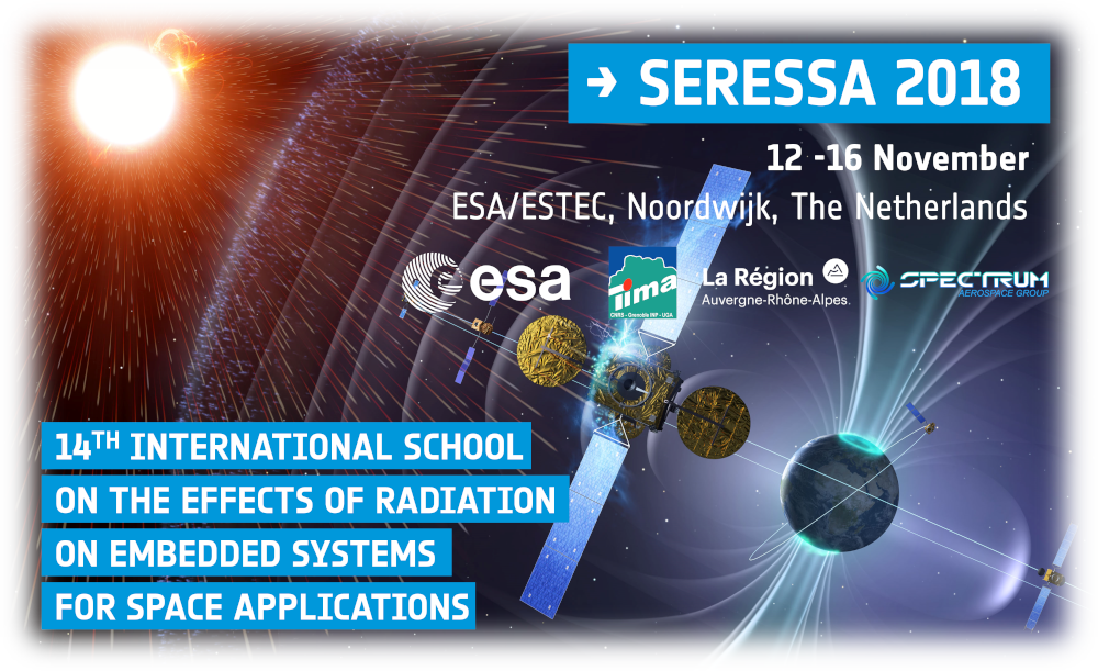 SERESSA International School 12-16 Nov. 2018