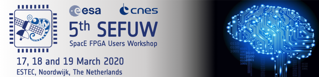 SEFUW: SpacE FPGA Users Workshop, 5th Edition