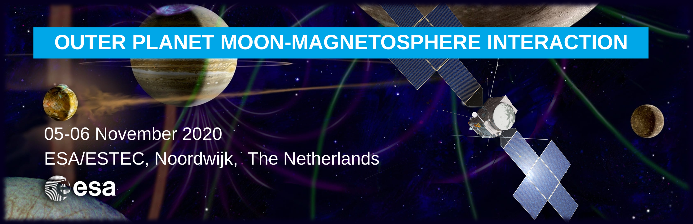Outer planet moon - magnetosphere interaction workshop