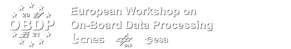 OBDP2021 - 2nd European Workshop on On-Board Data Processing