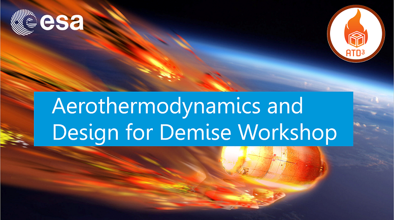 Aerothermodynamics and Design for Demise (ATD3) Workshop
